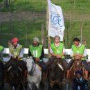 Caballos Criollos uruguayos dominaron la Marcha internacional Ficcc