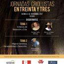 II Jornadas Criollistas en Treinta y Tres