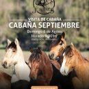 Visita a Cabaña Septiembre