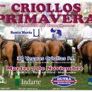 23° Remate Criollos de Primavera 2017
