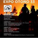 Este fin de semana es la Expo Otoño 33