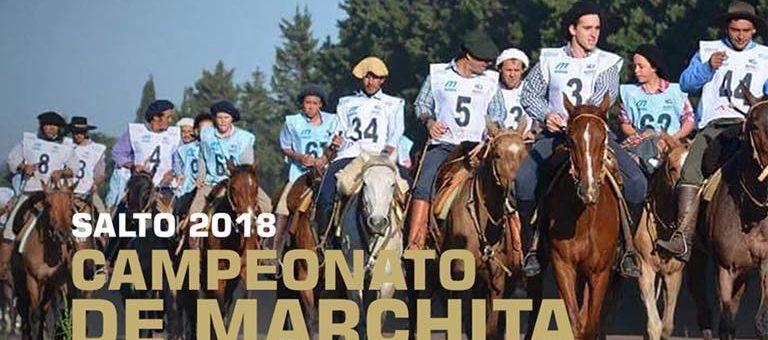 Campeonato de Marchita 2018