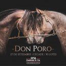 Remate Don Poro
