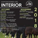Calendario de Exposiciones del Interior 2018