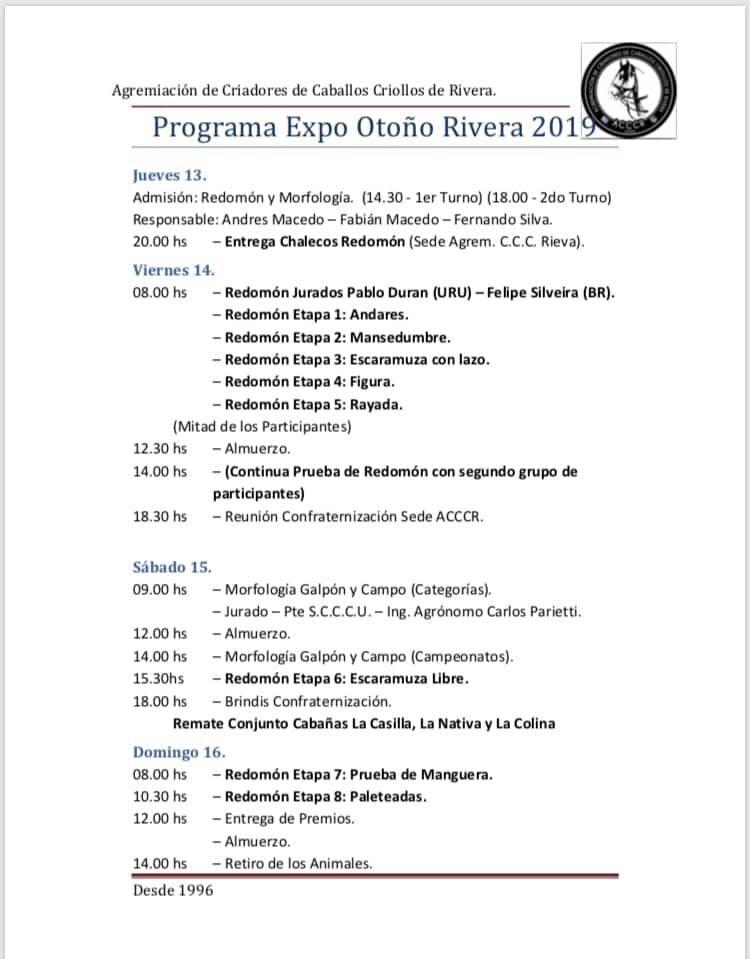 expo rivera 2019