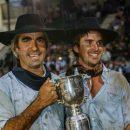"""Criollos de """"La Pacífica"""" ganadores en Argentina"""