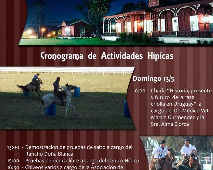 2018 Charla sobre la raza Criolla en Paysandú
