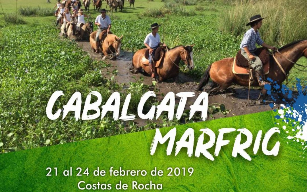 2019 Cabalgata – Rocha