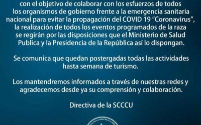 ¡Agenda Criolla completa para el 2020!
